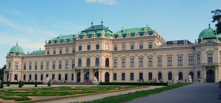 Immer eine Reise wert – Wien!