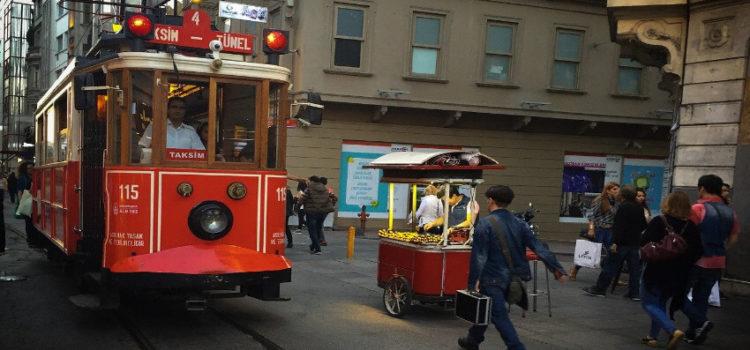 Der Oktober ist eine gute Reisezeit für Istanbul
