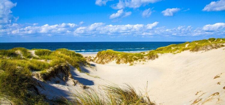 Urlaub auf der Insel Fano in Dänemark