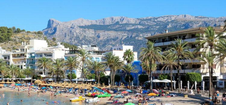 Sóller eine schöne Urlaubsregion im Nordwesten Mallorcas